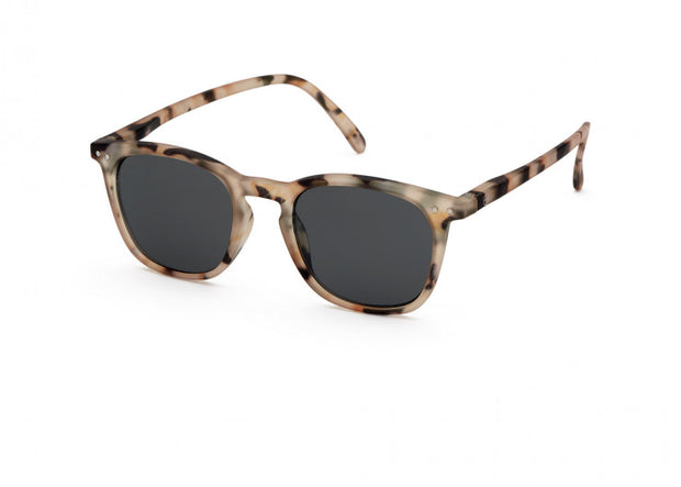 #E LIGHT TORTOISE Sunglasses