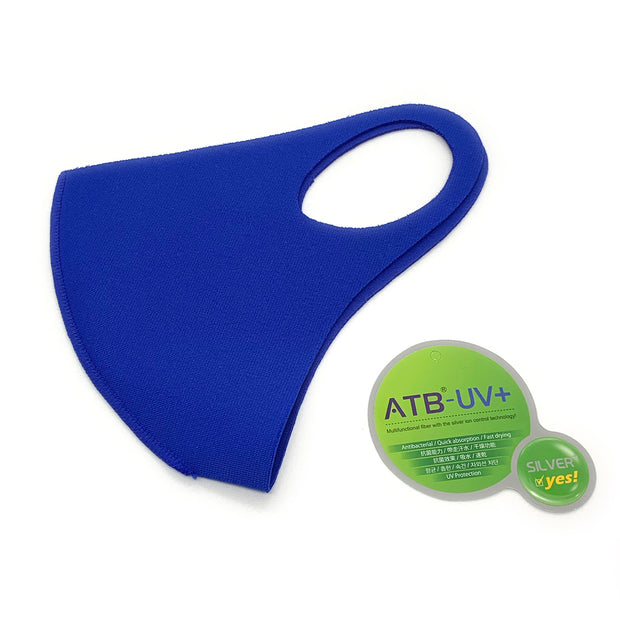 Neoprene Antimicrobial Mask