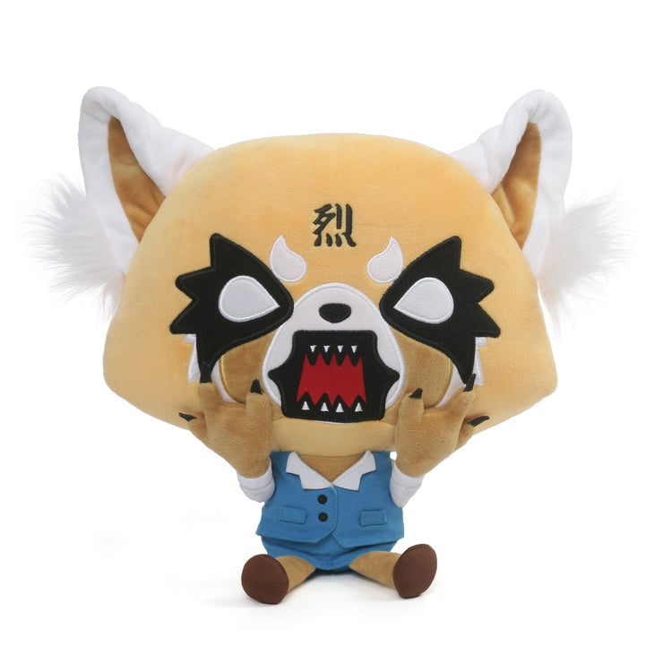 Aggretsuko Rage Plush, 7""