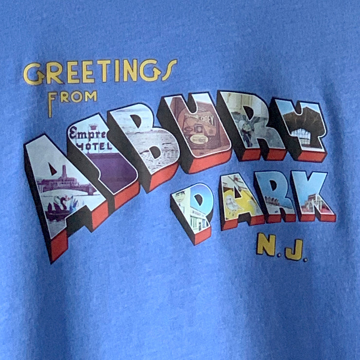 Greetings... (Color) Tee