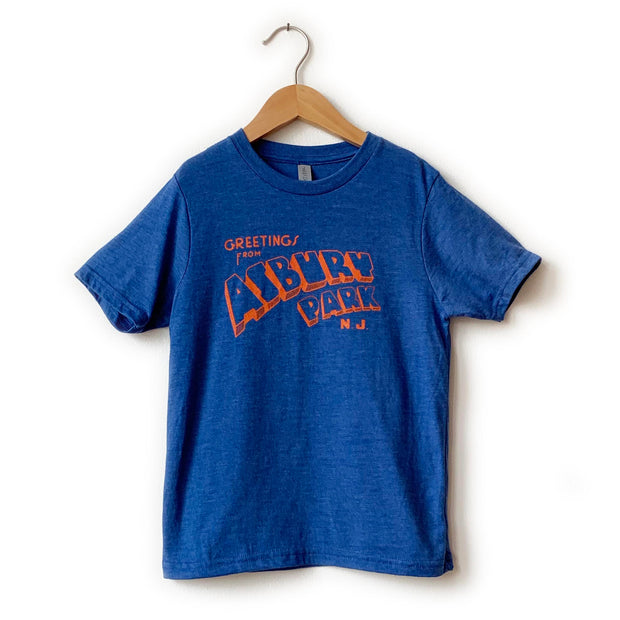 Greetings... Vintage Royal T-Shirt (Youth)