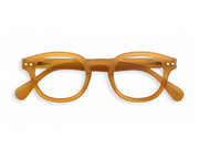 #C YELLOW OCHER Reading Glasses