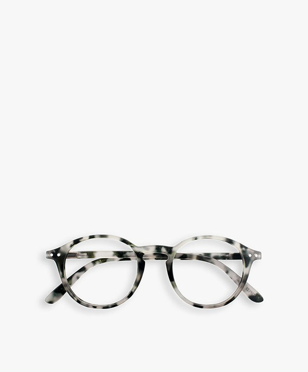 #D GREY MARBLE Reading Glasses