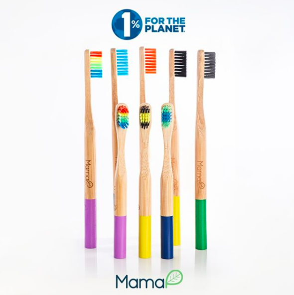 Ocean Bamboo Toothbrush, MEDIUM