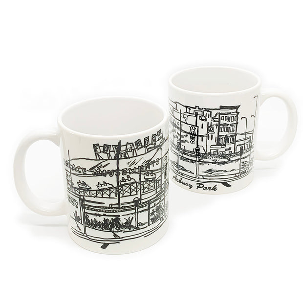 Palace Amusements Mug
