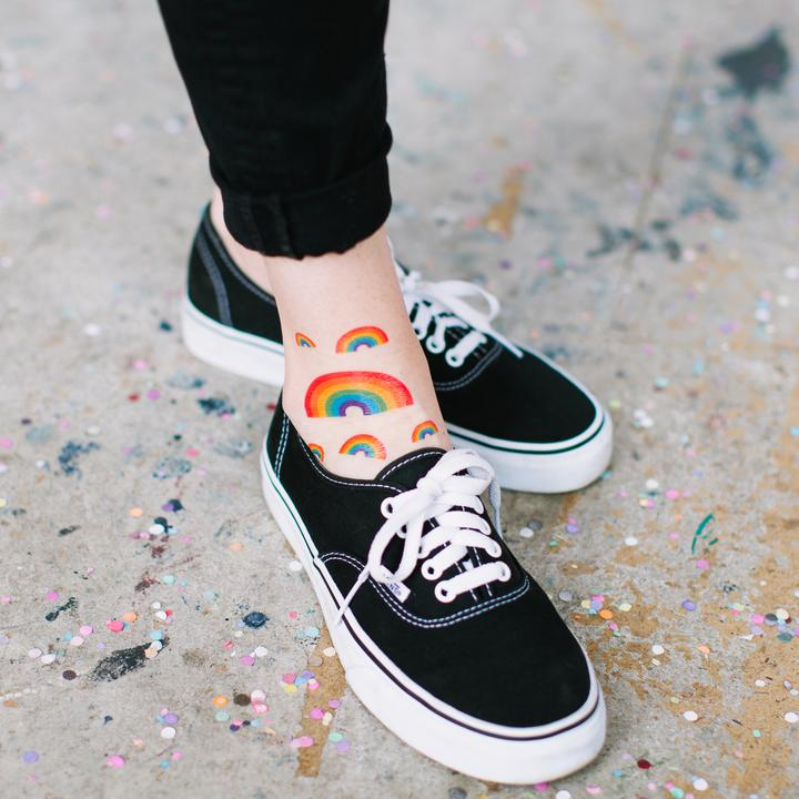 Rainbow Tattly, Jessi Arrington
