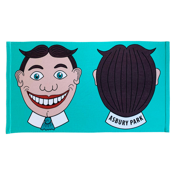 Tillie Front/Back Beach Towel