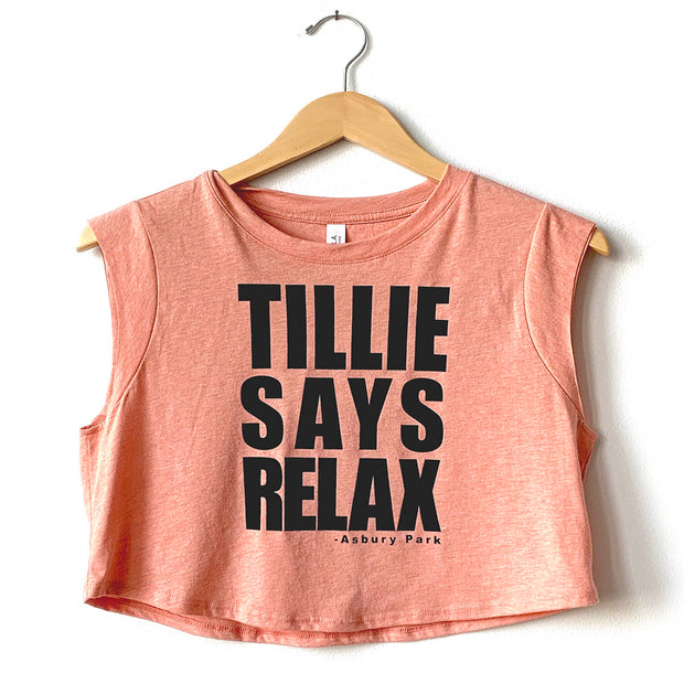 Tillie Says Relax Tank, Women's