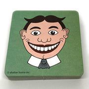 Tillie Cardboard Coasters, 20-Pack