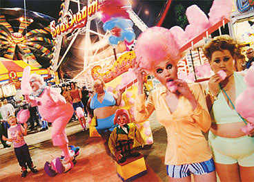 Fun Fair Tragedy, 1997 Postcard