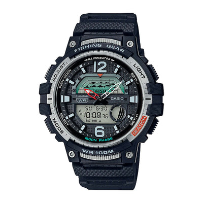Reloj Casio Fishing Gear WSC-1250H-1AVDF Moon Phase - Dando la Hora