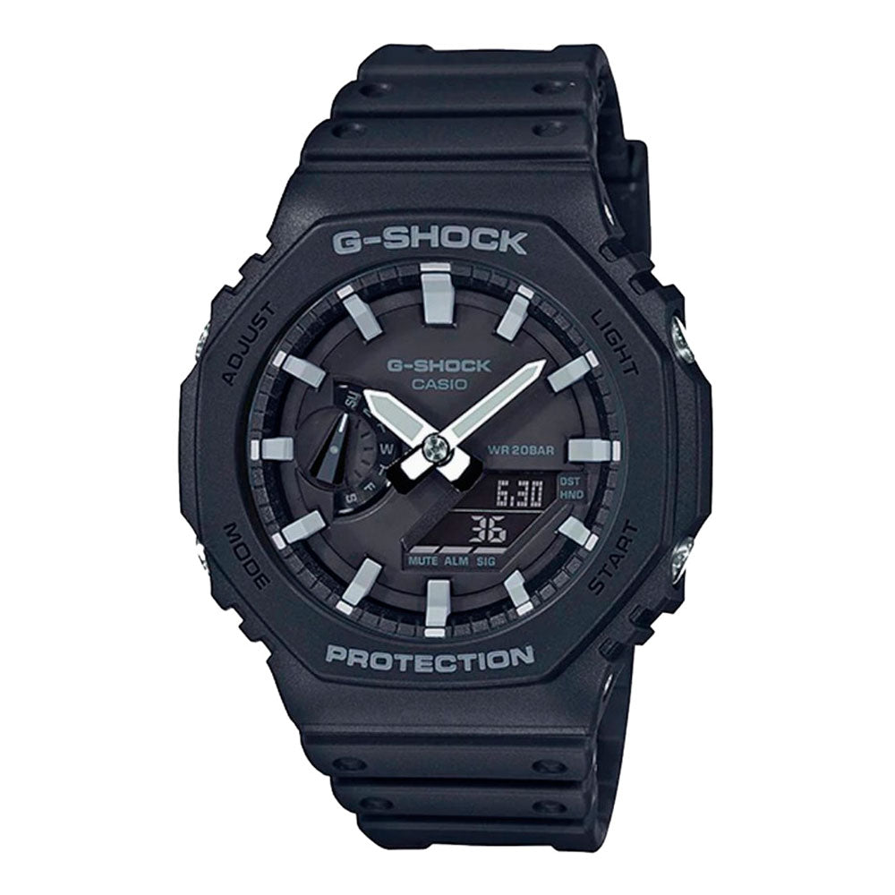 Reloj Casio G-Shock Royal Oak GA-2100-1ADR Carbon Core - Dando la Hora
