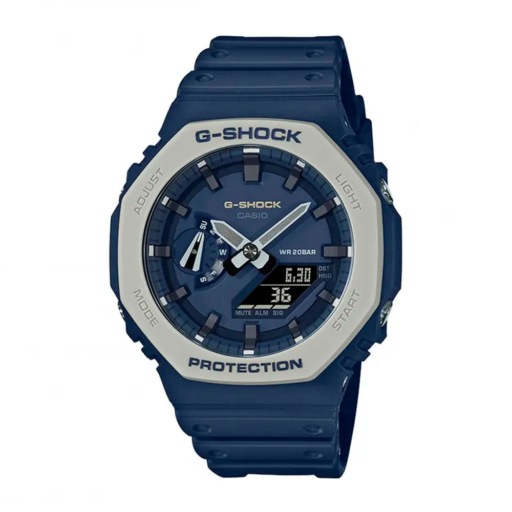 Reloj Casio G-Shock Royal Oak GA-2110ET-2ADR Carbon Core - Dando la Hora
