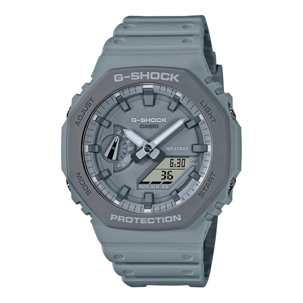 Reloj Casio G-Shock Royal Oak GA-2110ET-8ADR Carbon Core - Dando la Hora