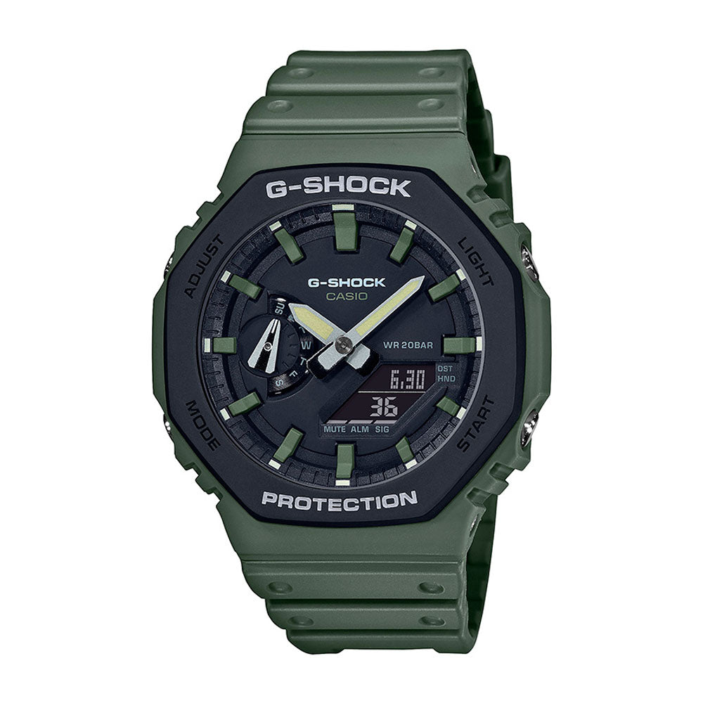 Reloj Casio G-Shock Royal Oak GA-2110SU-3ADR Carbon Core Verde