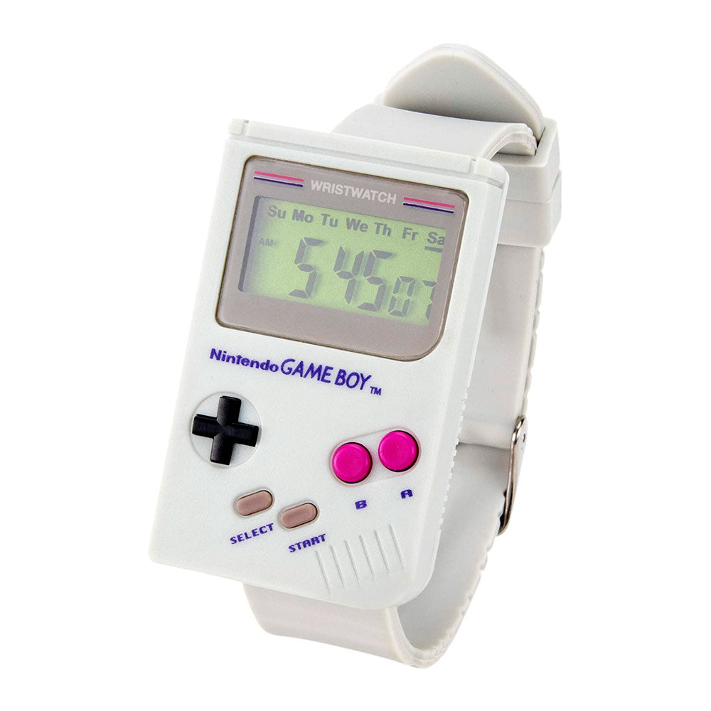 Reloj Nintendo Licenced Game Boy Watch - Dando la Hora