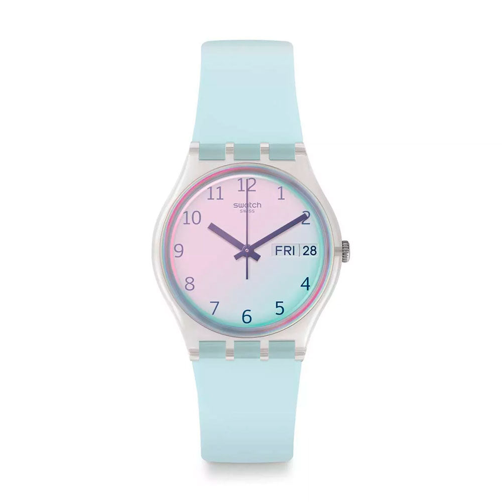 Reloj Swatch GE713 Ultraciel 34mm Swiss Made - Dando la Hora