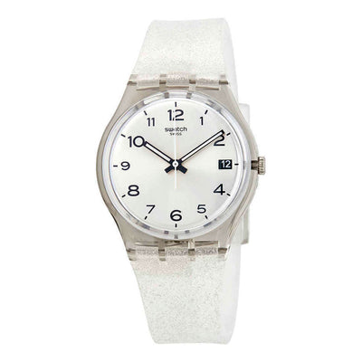 Reloj Swatch GM416C Silverblush 34mm Swiss Made - Dando la Hora