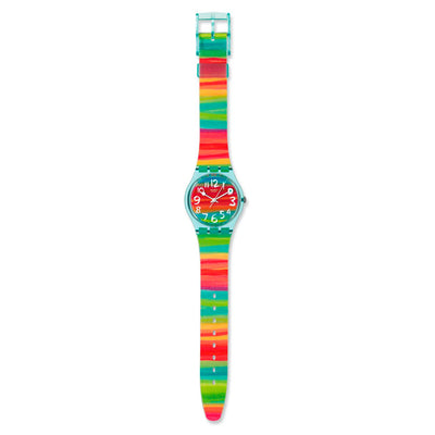 Reloj Swatch GS124 Color the Sky 34mm Swiss Made - Dando la Hora