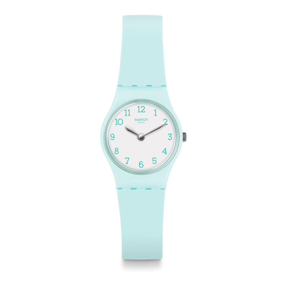 Reloj Swatch LG129 Greenbelle 25mm Swiss Made - Dando la Hora