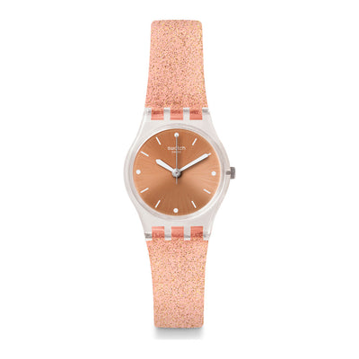 Reloj Swatch LK354D Pinkindescent Too 25mm Swiss Made - Dando la Hora