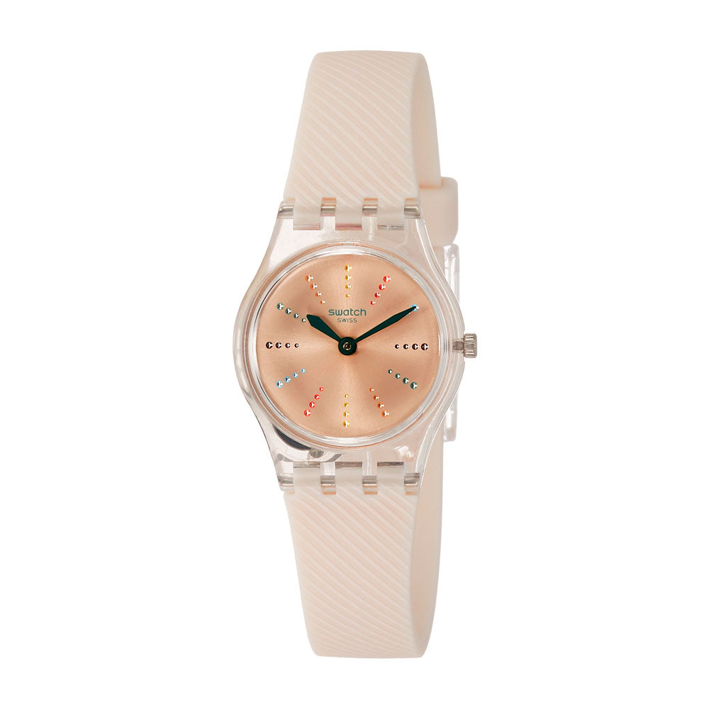 Reloj Swatch LK372 Quadretten 25mm Swiss Made - Dando la Hora
