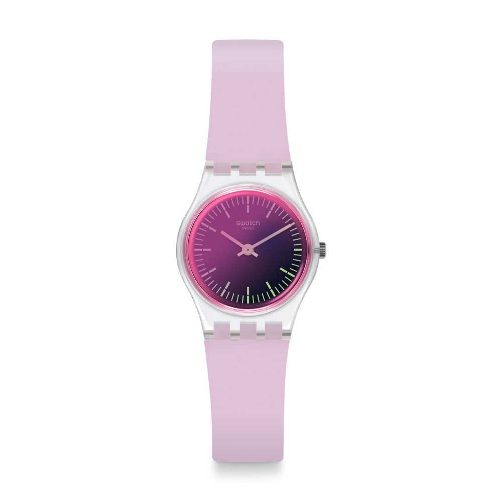 Reloj Swatch LK390 Ultraviolet 25mm Swiss Made - Dando la Hora