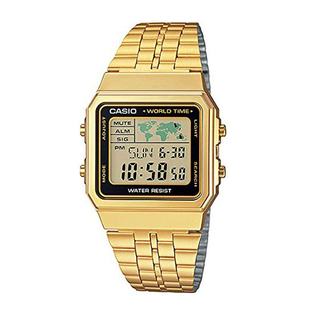 Reloj World Time Casio Vintage A500WGA-1DF