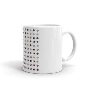 Open image in slideshow, Spot Golf Balls Mug