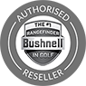 Authorised Bushnell Golf Reseller