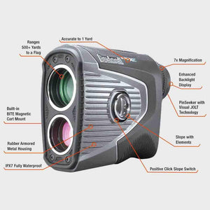 Bushnell Golf Pro XE Laser Range Finder