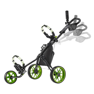 CaddyTek 11.5 v3 SuperLite Deluxe 3 Wheel Golf Buggy