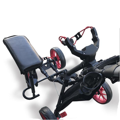 CaddyTek CaddyCrusier Removable Seat - Zoom Golf Australia