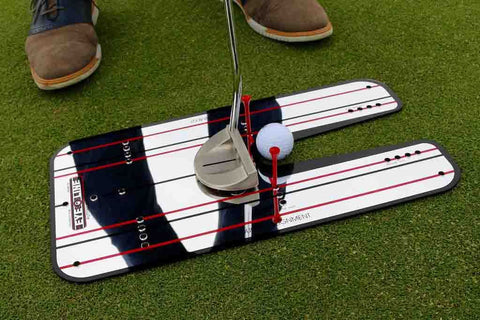 Image of Eyeline Golf Putting Alignment Mirror - Zoom Golf Australia