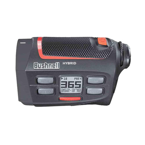 Image of Bushnell Golf Hybrid Laser Range Finder & GPS - Zoom Golf Australia