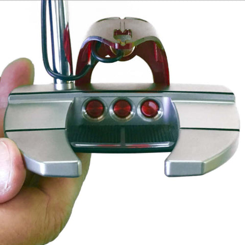 Image of Eyeline Golf Pin Point Putting Aim Laser - Zoom Golf Australia
