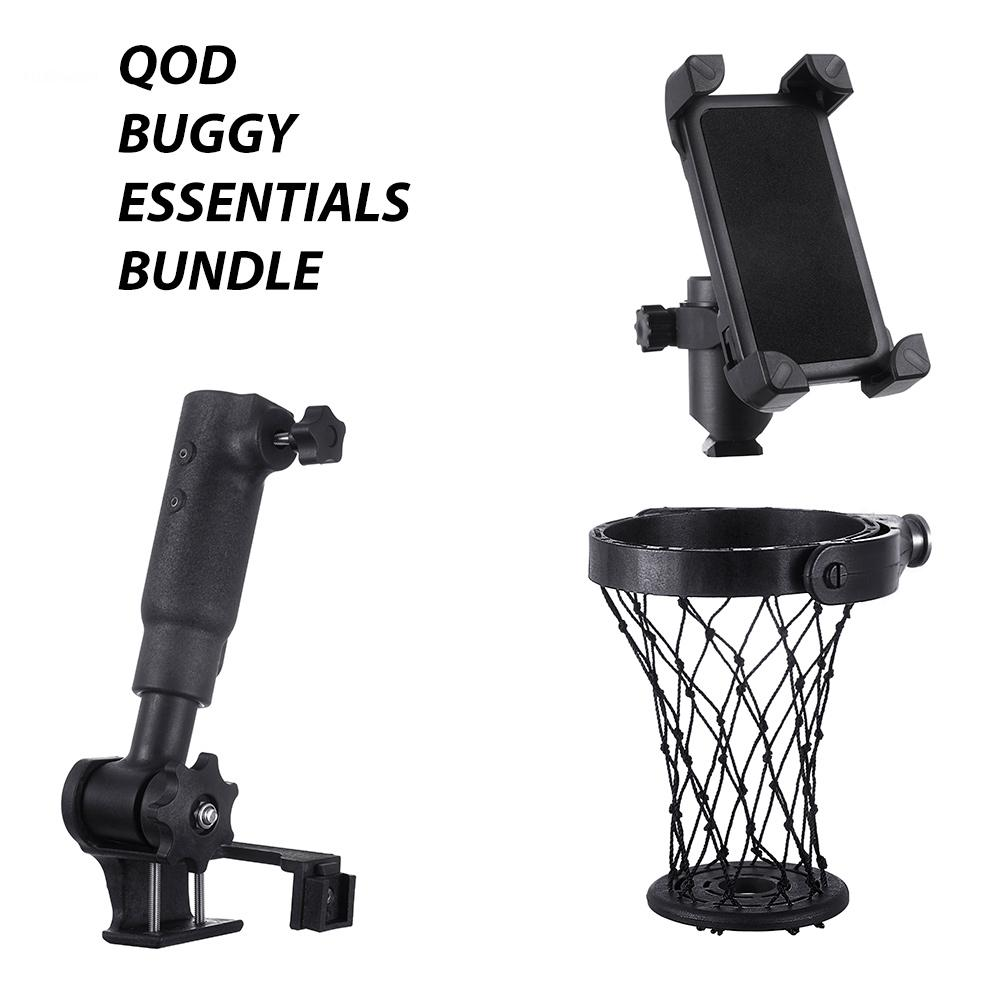 QOD Buggy Essentials Bundle - Zoom Golf Australia