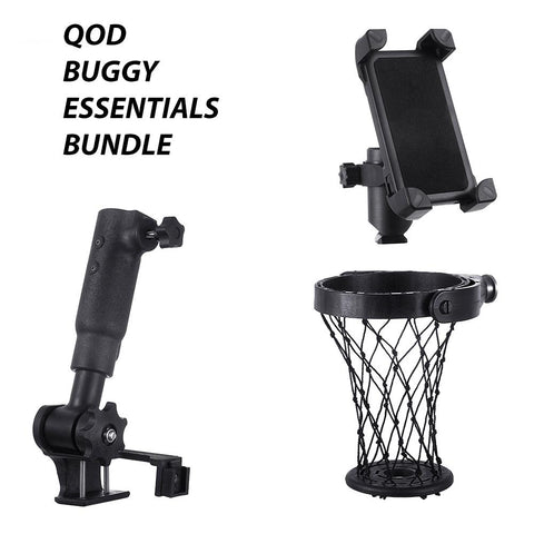 Image of QOD Buggy Essentials Bundle - Zoom Golf Australia