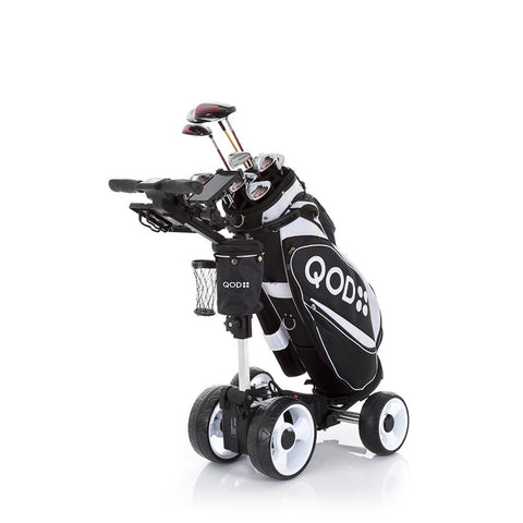 QOD Q1 Motorised Golf Buggy - Zoom Golf Australia