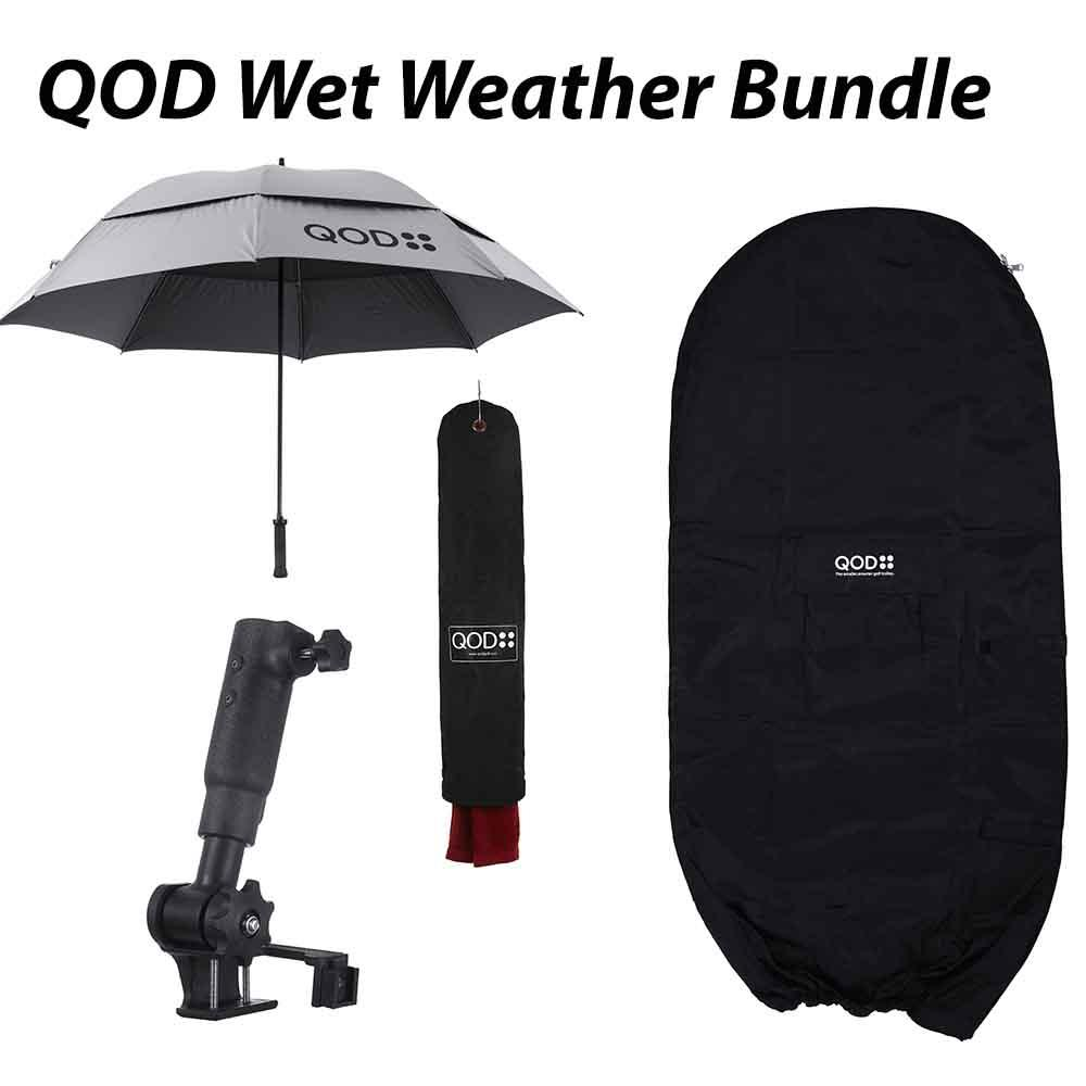 QOD Wet Weather Bundle - Zoom Golf Australia