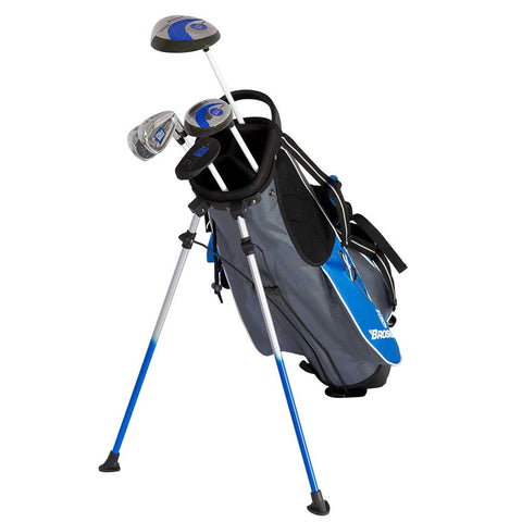 Image of Brosnan Little Mate S7 Junior Blue Golf Package