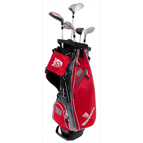 Image of Brosnan Little Mate S7 Junior Red Golf Package