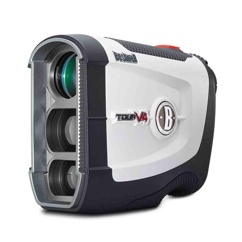 Image of Bushnell Golf Tour V4 Laser Rangefinder - Zoom Golf Australia