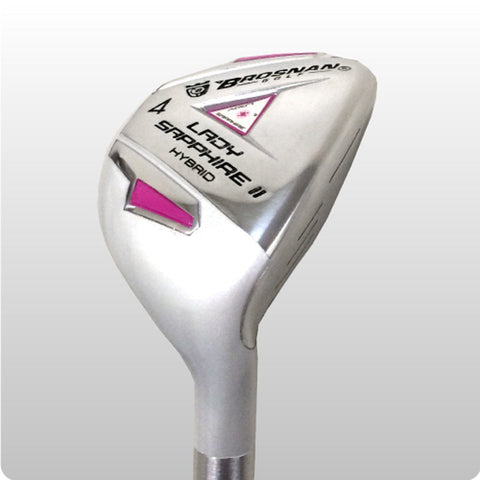 Image of Brosnan Lady Sapphire S2 Golf Package - Zoom Golf Australia