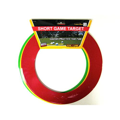 Eyeline Golf Short Game Target 3-Pack - Zoom Golf Australia