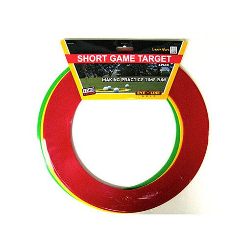 Image of Eyeline Golf Short Game Target 3-Pack - Zoom Golf Australia
