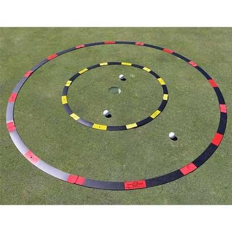 Image of Eyeline Golf Target Circles - Zoom Golf Australia