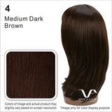FHW125-V by Vivica A. Fox - Heat Friendly Synthetic Partial Wig