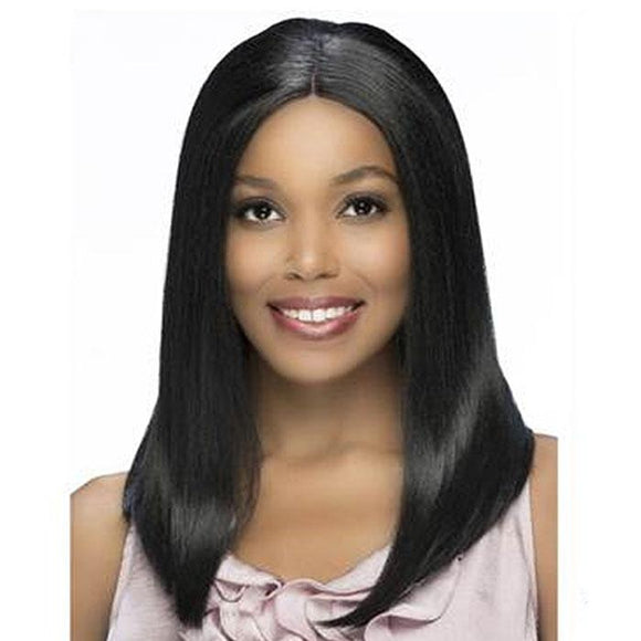 AL-YUMI by Vivica A. Fox - Lace Front Heat Friendly Synthetic Wig