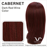FHW-TRINITY by Vivica A. Fox - Heat Friendly Synthetic Partial Wig